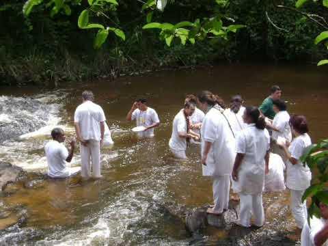 Batismo | Orixás e entidades da Umbanda e do Candomblé.