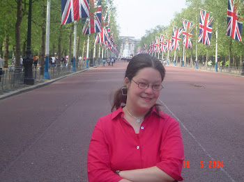 Me at the Empty Mall - London - 2004