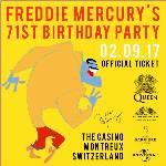 FREDDIE MERCURY CUMPLEAÑOS 71