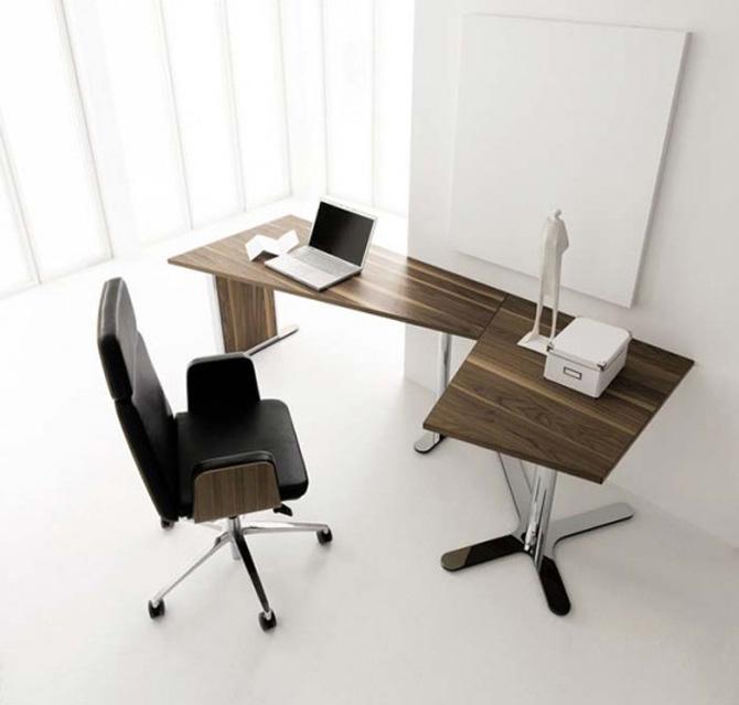 meja kerja rumah minimalis