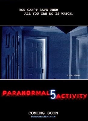 sinopsis cerita film Paranormal Activity 5: The Ghost Dimension
