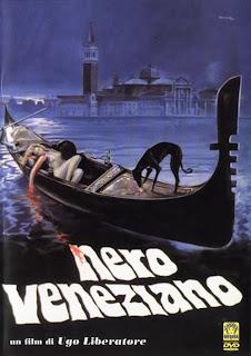 Damned in Venice 1978 Nero veneziano