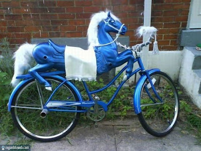 Photos droles et incroyables Transport - Vélo v11