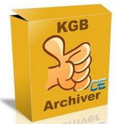 KGB Archiver 2.0 Beta 2 Capa