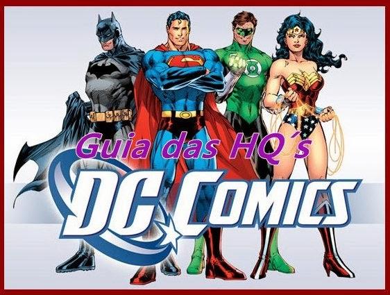 Guia das HQ´s DC Comics