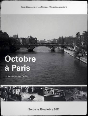 Film Poster : Jacques Panijel - Octobre à Paris [1962-2011]