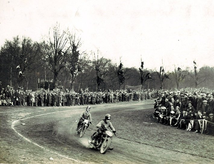 Speedway Archive Timeline 1928