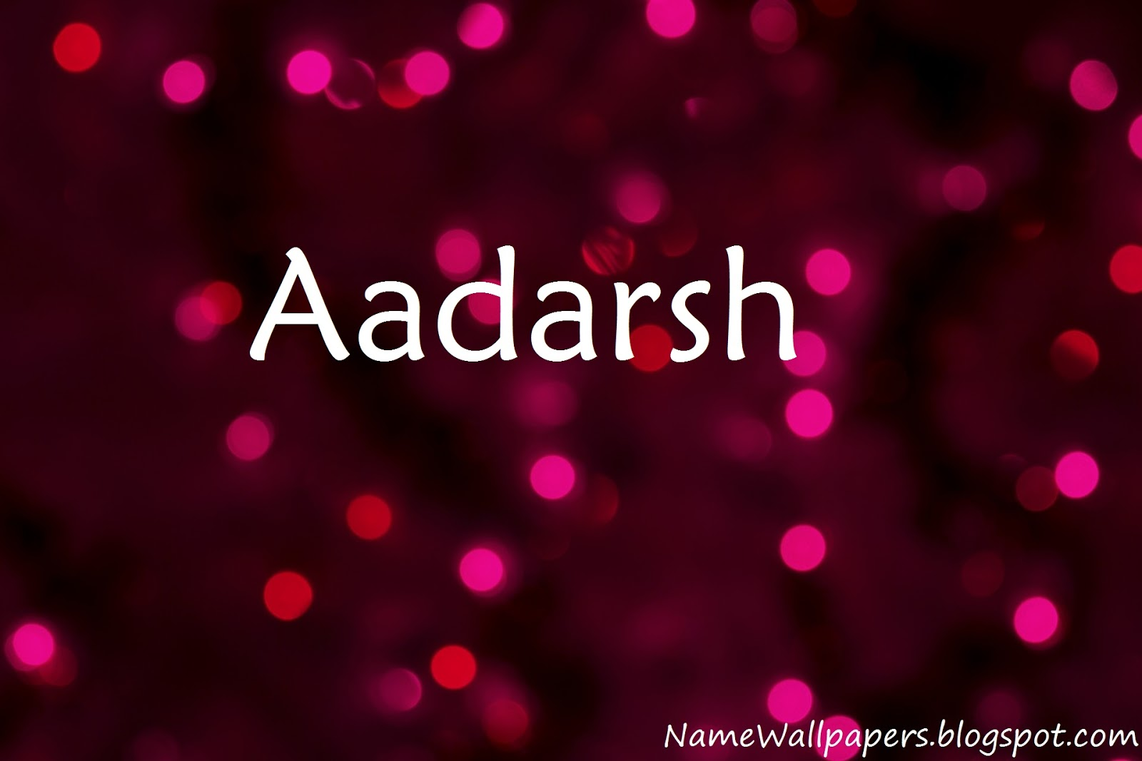Aadarsh Name Wallpapers Aadarsh ~ Name Wallpapers HD Name ...