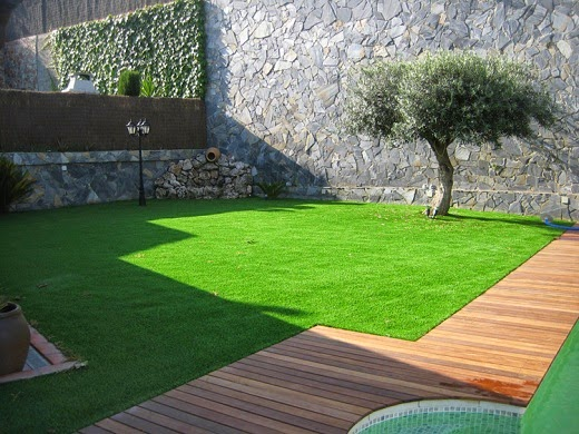 Decoracion de jardines exteriores parte 2 for Jardines exteriores