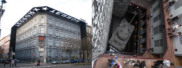 Budapeşte Terör Müzesi Terror Haza