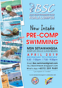 New Pre-Comp Intake 2019 at MSN Setiawangsa Pool