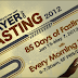 Prayer and Fasting!