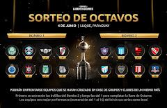 Octavos de la Libertadores