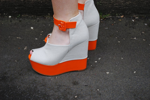Zapatos de moda para gorditas