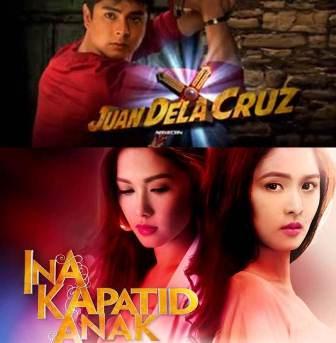 National TV Ratings (March 22-25): Ina Kapatid Anak Beats Juan Dela Cruz