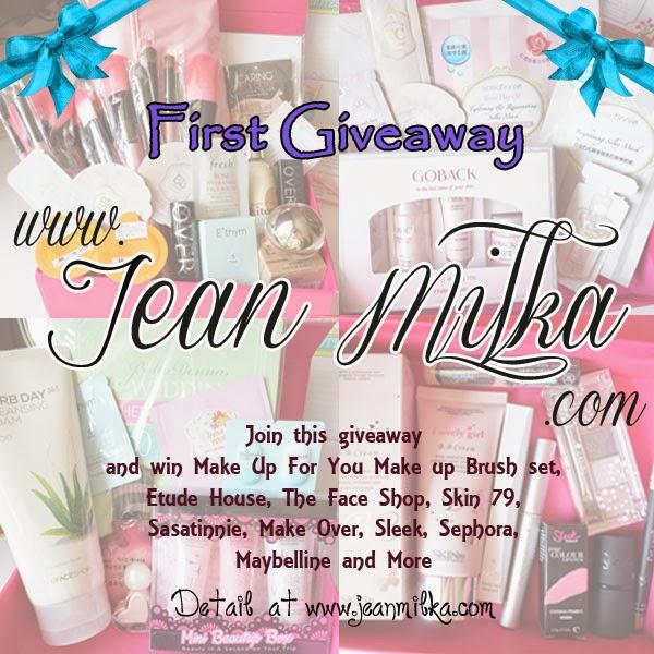 Jean Milka Giveaway