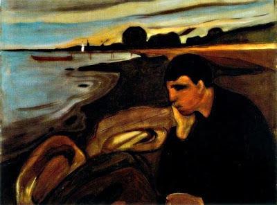 Malenconia (Edvard Munch)