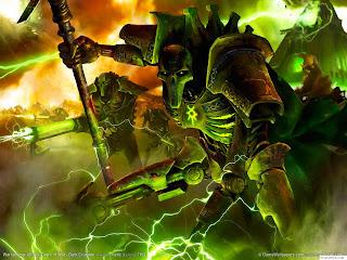 Warhammer 40000 Necrones