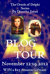 The Oracle of Delphi Series blog tour!