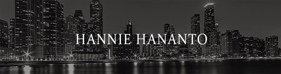 Hannie Hananto