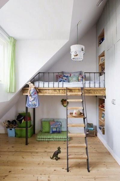 ambiente cuarto infantil
