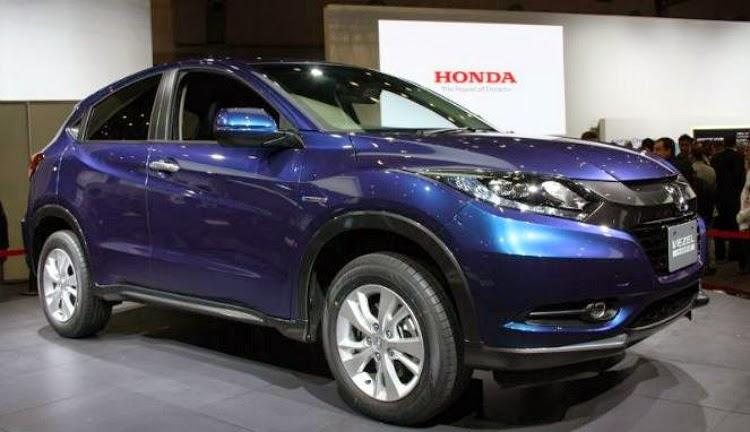 Bakal Meluncur di Indonesia, Honda HR-V Dijual Rp184 Juta