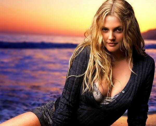 Drew Barrymore Bra Size Height Weight Body Measurements Celeb