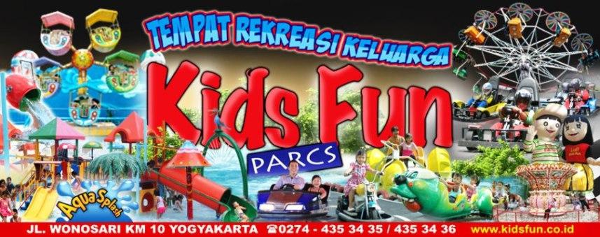 Kids Fun Jogja | Kids Fun Yogyakarta