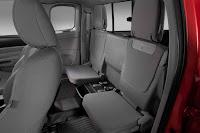2015 New Toyota Tacoma Edition interior seat view
