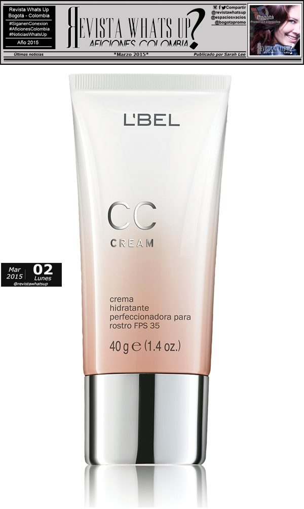 Nueva-CC-Creamde-L'BEL-cuidado-completo-piel
