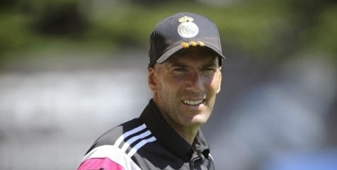 Pelatih Zidane : Schalke Harus Siap Dengan Madrid