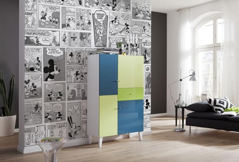 papel pintado julio 2013. Black Bedroom Furniture Sets. Home Design Ideas