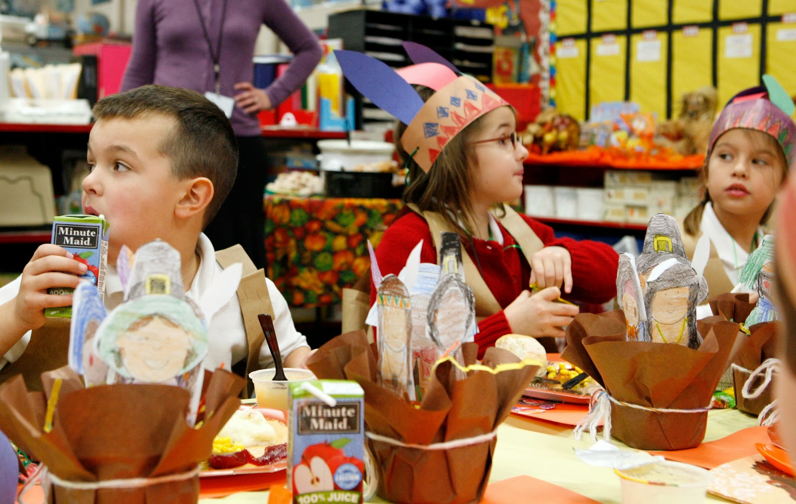 Image result for kindergarten thanksgiving dress up