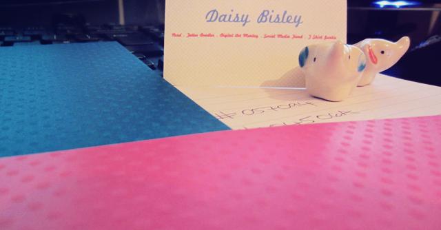 New Daisy B Colour Scheme
