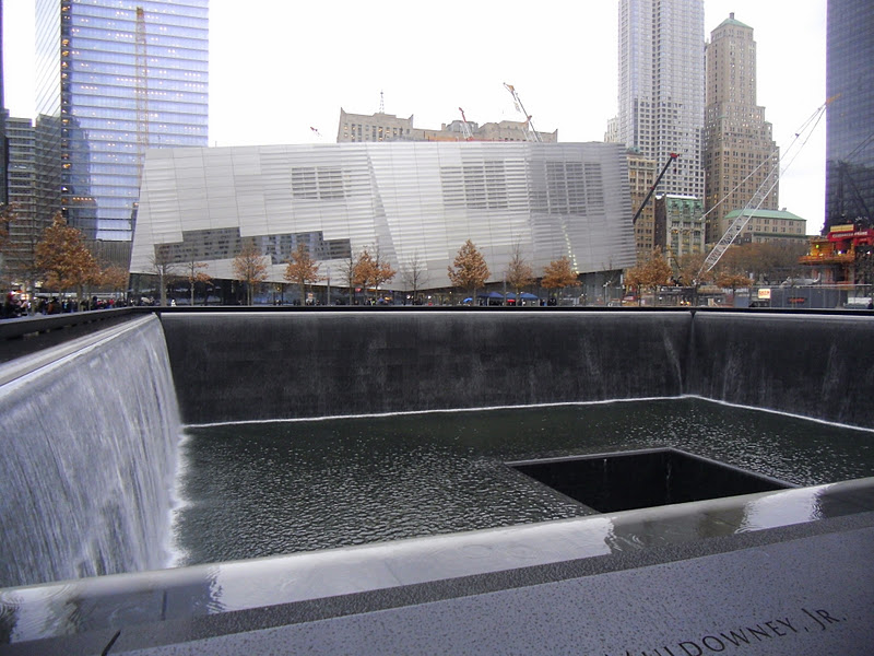 A Look at the 911 Memorial