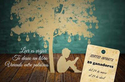 SORTEO INFANTIL - 20 GANADORES