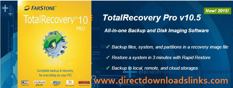 FarStone TotalRecovery Pro incl Keygen