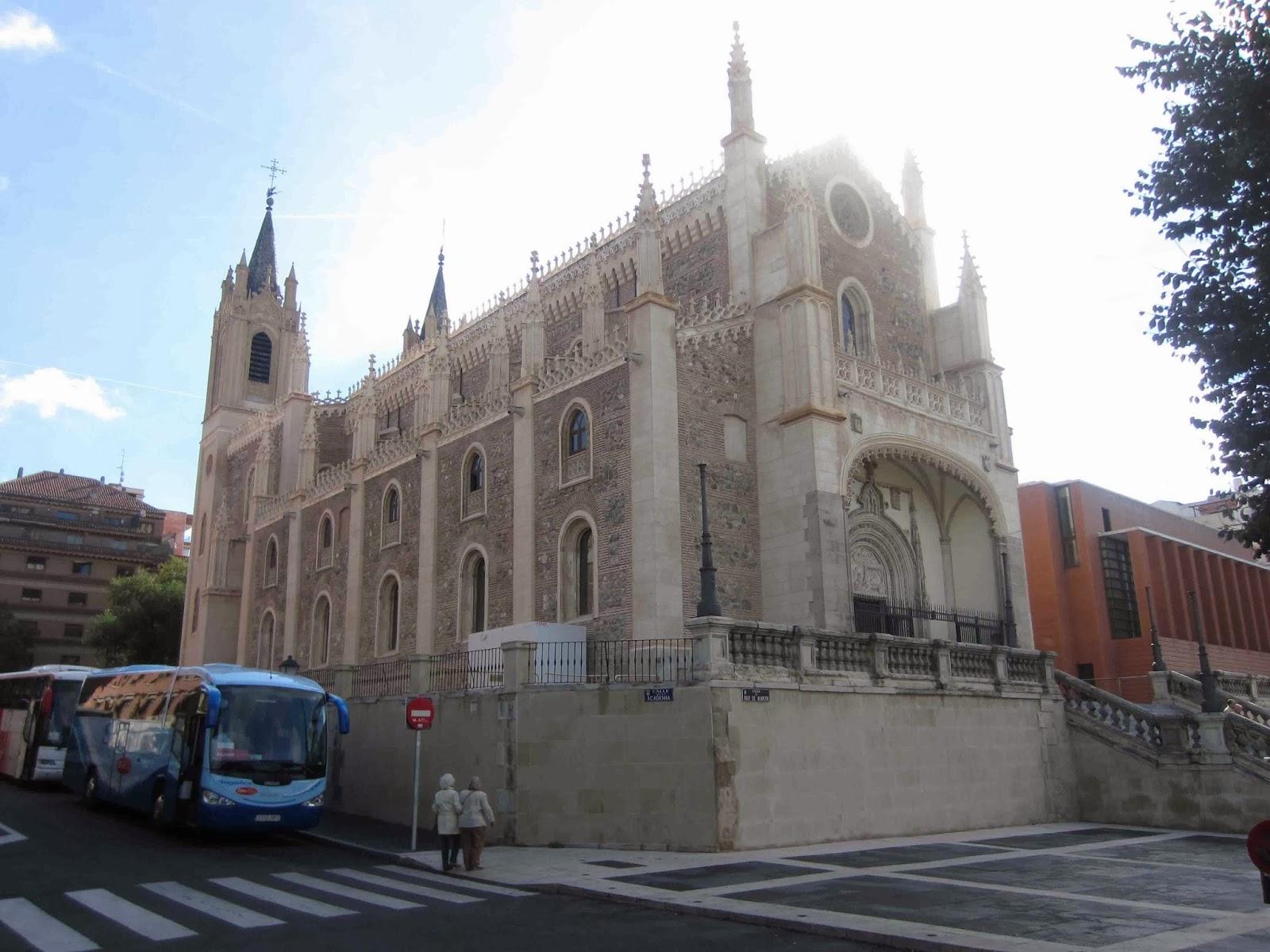 Miradas de madrid arquitectos que han hecho madrid 1 for Calle victoria kent prado del rey