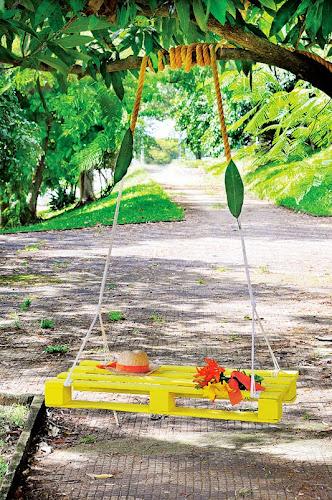Mude sua casa com pallets - Recicle