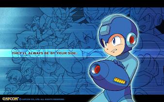 #3 Megaman Wallpaper