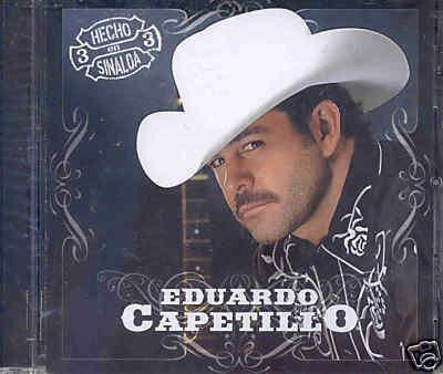 Eduardo Capetillo musical