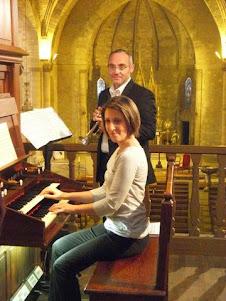 Marie-Cécile Lahor et Thierry Micalet
