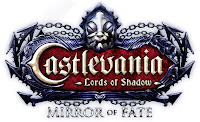 castlevania lords of shadow mirror of fate logo Castlevania: Lords of Shadow   Mirror of Fate   Logo & Trailer