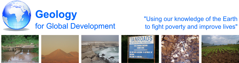BLOG: Geology for Global Development