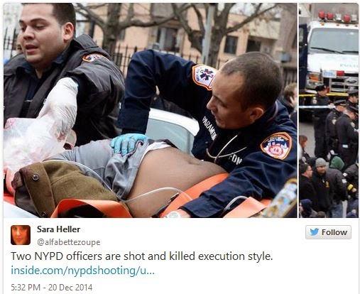 2 Policias caidos en NY uno era DOMININICANO segun revelacion