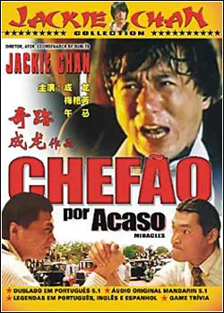 filmes Download   Chefão Por Acaso   DVDRip AVi Dublado + RMVB Dublado