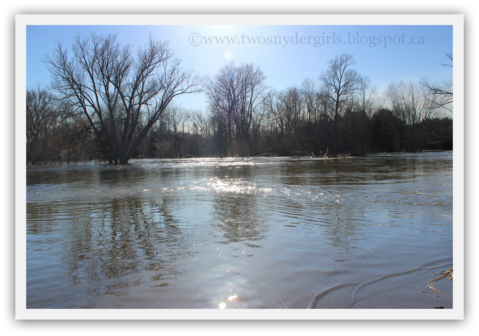 River Flooding