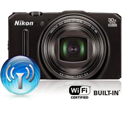 Nikon Coolpix P600, Nikon Coolpix P530, Nikon Coolpix P340, Nikon Coolpix S9700, prosumer camera, kamera prosumer, Nikon prosumer camera, wifi camera