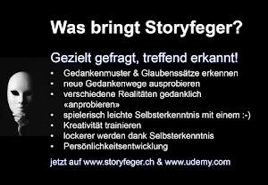 Storyfeger Erlebniswerkstatt online