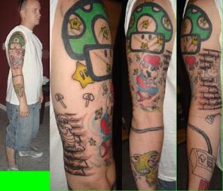 dicas de tattoos de games